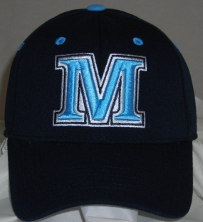 Maine Black Bears Team Color One Fit Hat