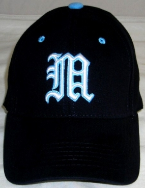 Maine Black Bears Youth Team Color One Fit Hat