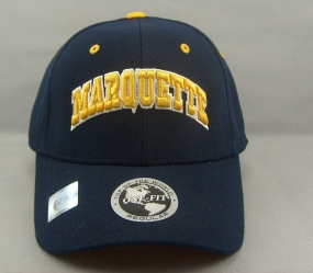 Marquette Golden Eagles Team Color One Fit Hat