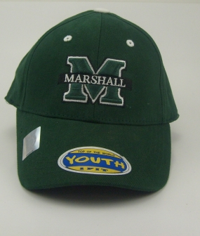 Marshall Thundering Herd Youth Team Color One Fit Hat