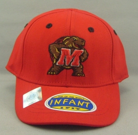 Maryland Terrapins Infant One Fit Hat