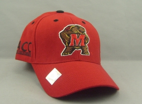 Maryland Terrapins Adjustable Hat