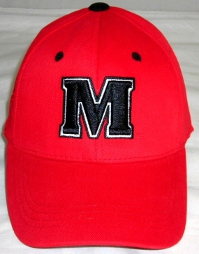 Maryland Terrapins Youth Team Color One Fit Hat