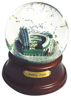 SAFECO FIELD MUSICAL GLOBE