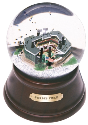 FORBES FIELD MUSICAL GLOBE