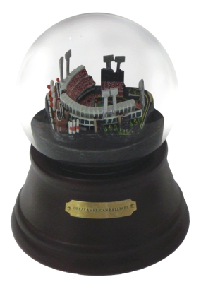GREAT AMERICAN BALLPARK MUSICAL GLOBE
