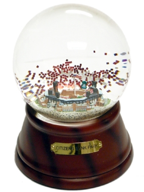 CITIZENS BANK FIELD MUSICAL GLOBE