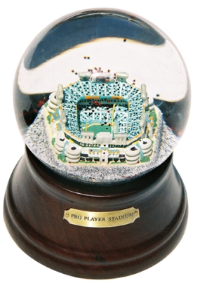 PRO PLAYER STADIUM MUSICAL GLOBE