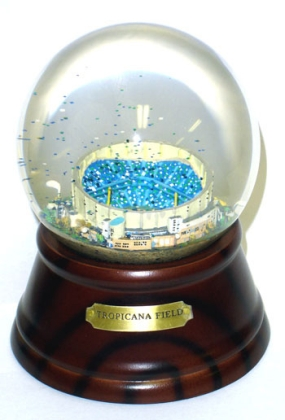 TROPICANA FIELD MUSICAL GLOBE