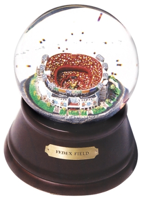 FEDEX FIELD MUSICAL GLOBE