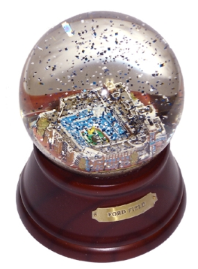 FORD STADIUM MUSICAL GLOBE