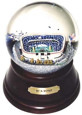 RCA STADIUM REPLICA MUSICAL GLOBE