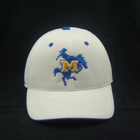 McNeese State Cowboys White Elite One Fit Hat