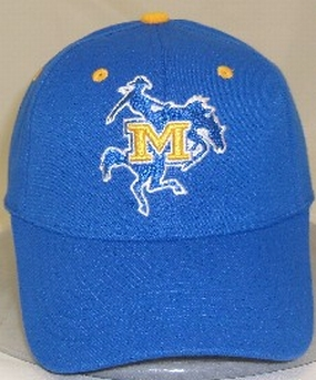 McNeese State Cowboys Team Color One Fit Hat