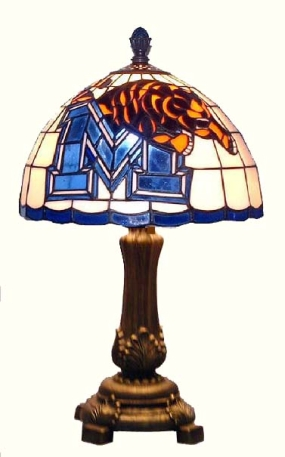 Memphis Tigers Accent Lamp