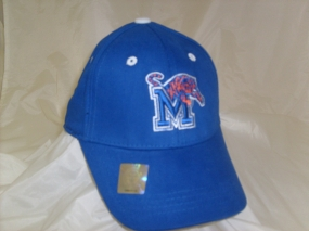 Memphis Tigers Youth Team Color One Fit Hat