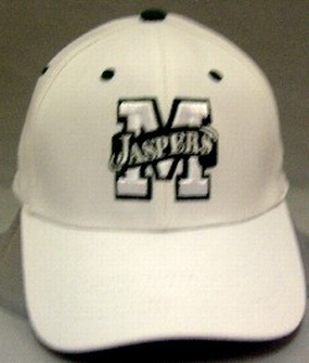 Manhattan Jaspers White One Fit Hat