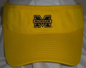 Michigan Wolverines Visor