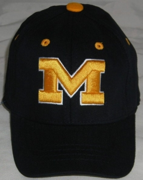 Michigan Wolverines Infant One Fit Hat