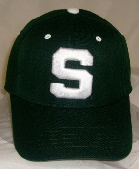 Michigan State Spartans Team Color One Fit Hat