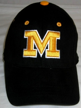 Michigan Wolverines Youth Team Color One Fit Hat