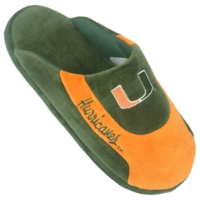 Miami Hurricanes Low Profile Slipper