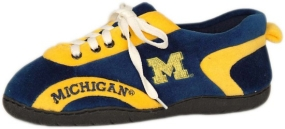 Michigan Wolverines All Around Slippers