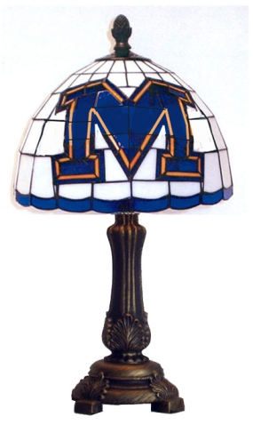Michigan Wolverines Accent Lamp