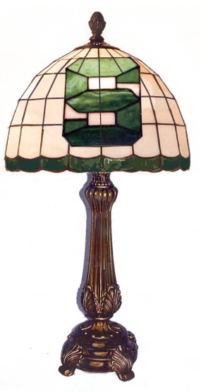 Michigan State Spartans Accent Lamp
