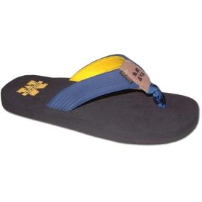 Michigan Wolverines Flip Flop Sandals