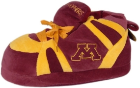 Minnesota Golden Gophers Boot Slippers