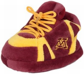 Minnesota Golden Gophers Baby Slippers