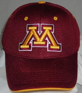 Minnesota Golden Gophers Elite One Fit Hat