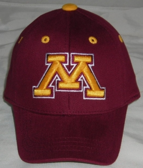 Minnesota Golden Gophers Infant One Fit Hat