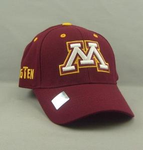 Minnesota Golden Gophers Adjustable Hat