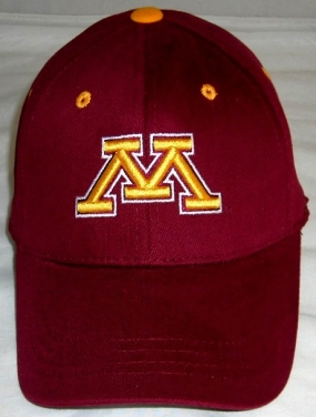 Minnesota Golden Gophers Youth Team Color One Fit Hat