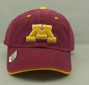 Minnesota Golden Gophers Youth Crew Adjustable Hat