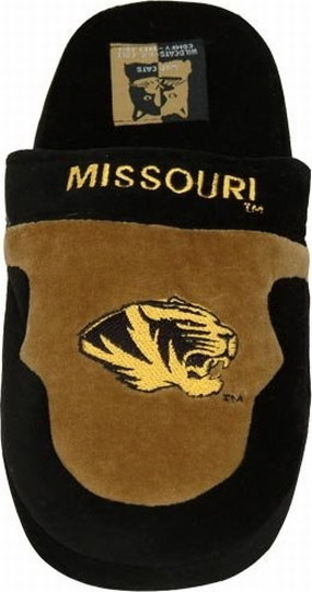 Missouri Tigers Slippers