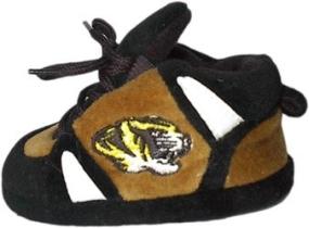 Missouri Tigers Baby Slippers