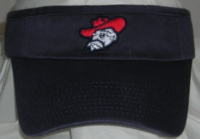 Mississippi Rebels Visor