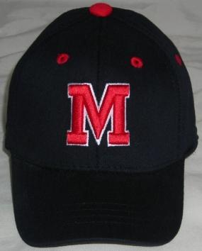 Mississippi Rebels Infant One Fit Hat