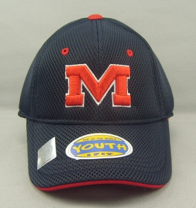 Mississippi Rebels Youth Elite One Fit Hat