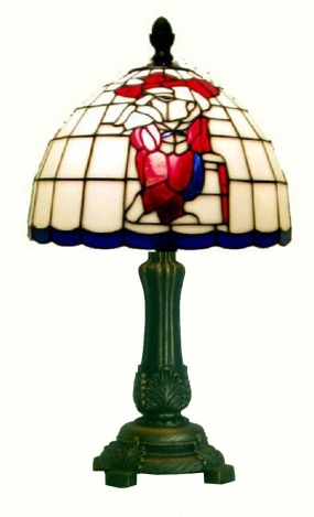 Mississippi Rebels Accent Lamp