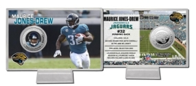 Maurice Jones-Drew Silver Coin Card