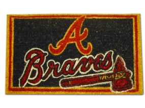 Atlanta Braves Welcome Mat