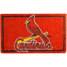 Saint Louis Cardinals Welcome Mat