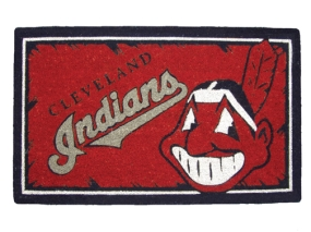 Cleveland Indians Welcome Mat