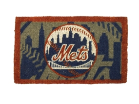 New York Mets Welcome Mat