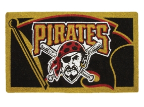 Pittsburgh Pirates Welcome Mat