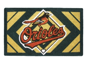 Baltimore Orioles Welcome Mat